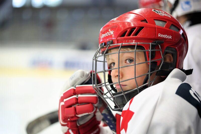 отработка хоккейного мастерства