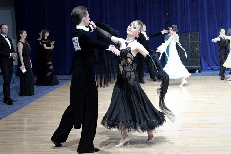 бальные танцы минск