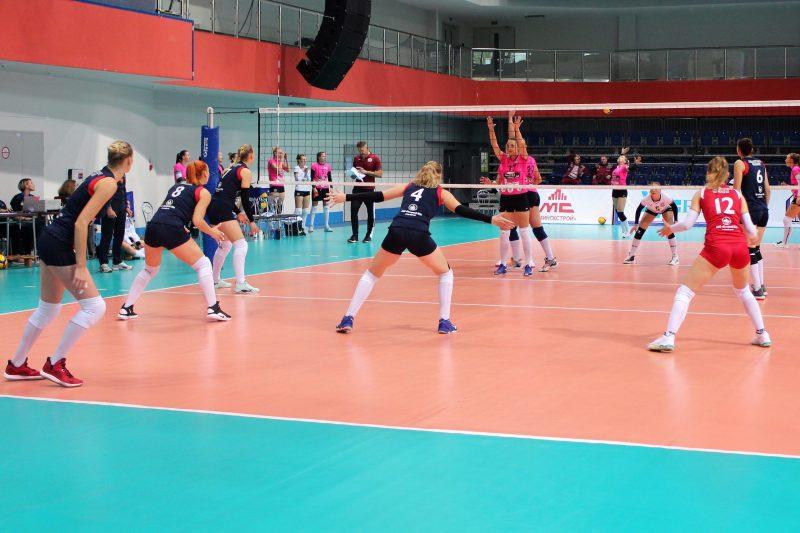 чемпионат волейбол беларусь