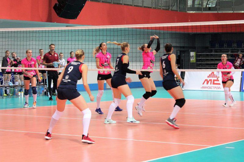 чемпионат волейбол женщины