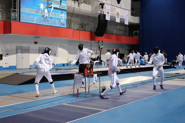 фехтование чемпионат беларуси чижовка
