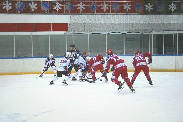 хоккей неман юность 1