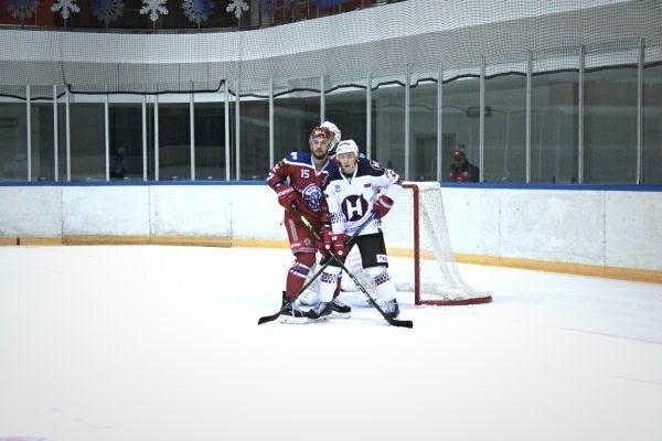 хоккей неман юность 2