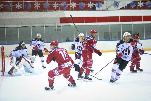 хоккей неман юность
