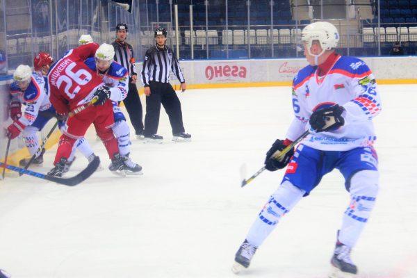 хоккей юность локомотив