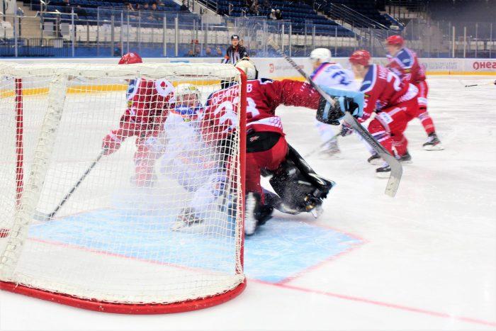 хоккей юность минск