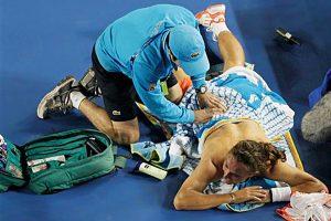 массаж спортивный