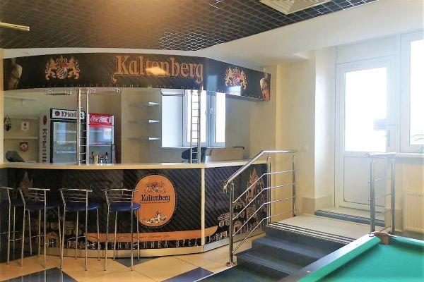 гостиница кофейня арена
