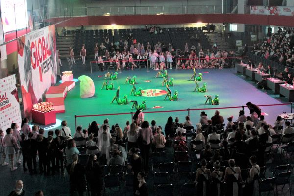 танцы дети чижовка арена