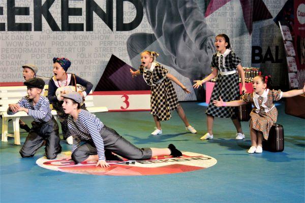 танцы дети чижовка