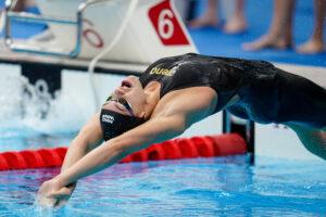 олимпиада плавание